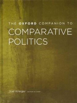 The Oxford Companion to Comparative Politics (Hardcover)
