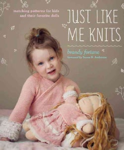 Just Like Me Knits (Paperback)