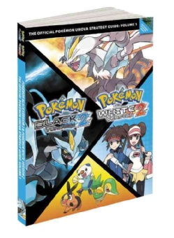 Pokemon Black Version 2 and Pokemon White Version 2 Scenario Guide: The Official Pokemon Unova Strategy Guide (Paperback)