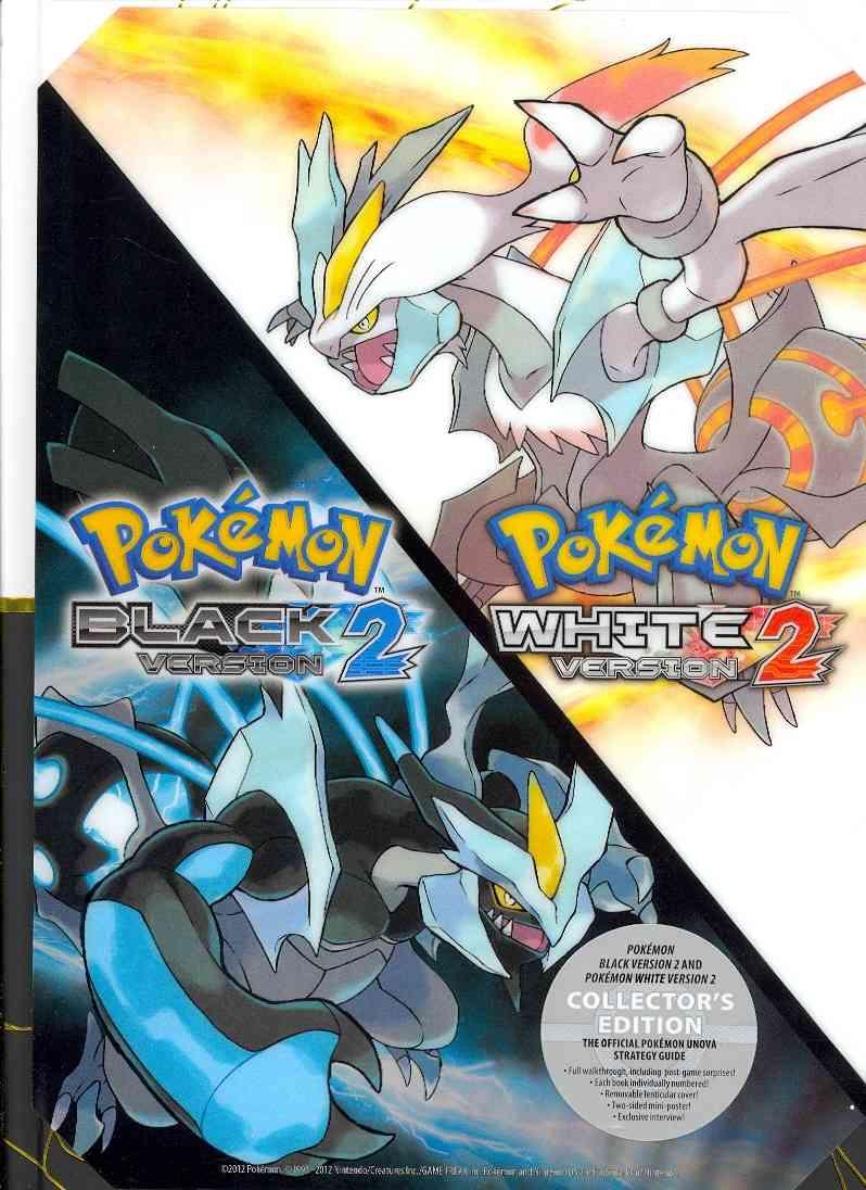 Pokemon Black Version 2 and Pokemon White Version 2 Guide: The Official Pokemon Unova Strategy Guide (Hardcover)