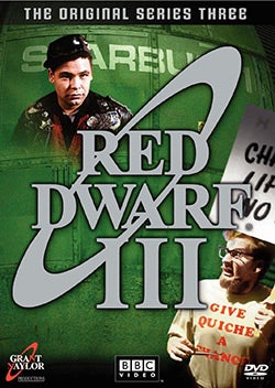 Red Dwarf Series III (DVD)