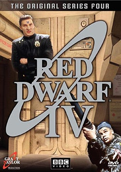 Red Dwarf Series IV (DVD)