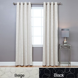 Grommet Top Blackout 84-inch Curtain Panel Pair