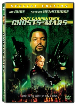 Ghosts of Mars - Special Edition (DVD)