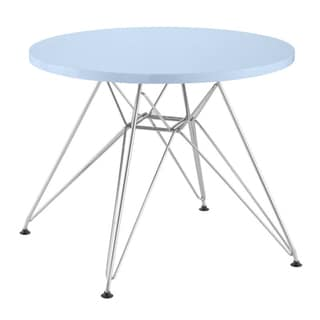 Zuo White Wacky Table
