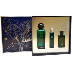 Hermes Eau dOrange Verte Men's Three-piece Gift Set (Daytime Wear)