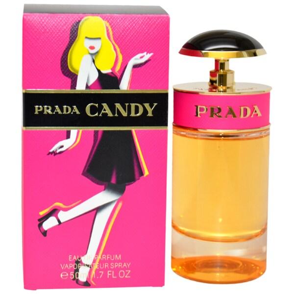 Prada Candy Women's 1.7-ounce Eau de Parfum Spray