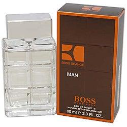 Hugo Boss Orange Man Men's 2-ounce Eau de Toilette Spray