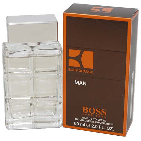 Hugo Boss Orange Man Men's 2-ounce Eau de Toilette Spray