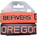 Oregon State Beavers Rubber Wrist Band (Set of 2) NCAA