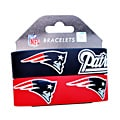 New England Patriots Wrist Band (Set of 2) NFL