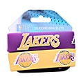 Los Angeles Lakers Wrist Band (Set of 2) NBA