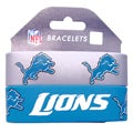 Detroit Lions Wrist Band (Set of 2) NFL