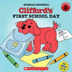Clifford's First School Day (Paperback)