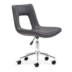 Wringer Black Office Chair