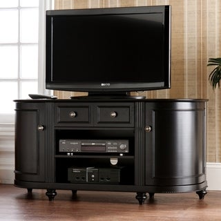 Upton Home Maywood Black TV/ Media Stand