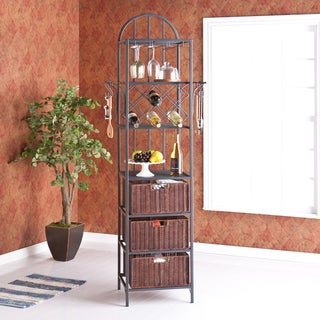 Upton Home Kitchen Storage Tower