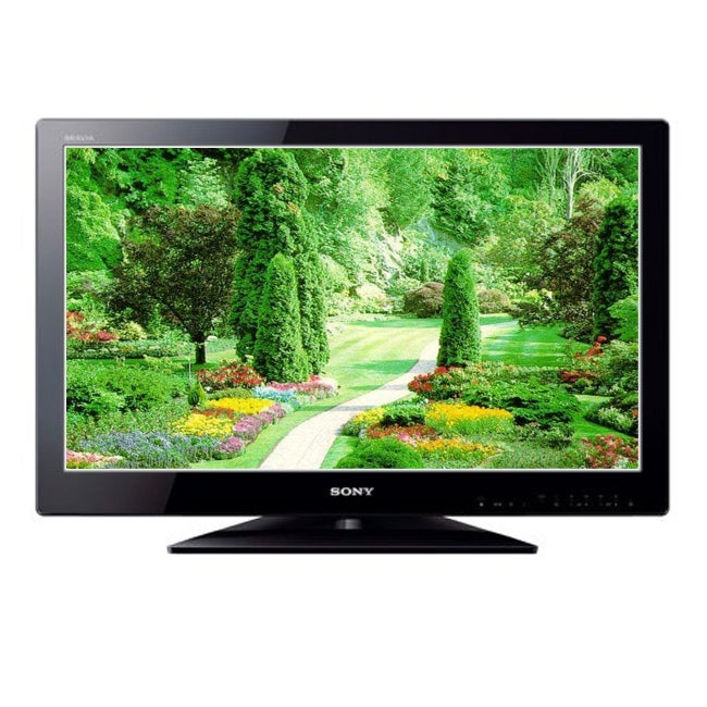 Sony BRAVIA KDL32BX330 32-inch 720p LCD TV (Refurbished)