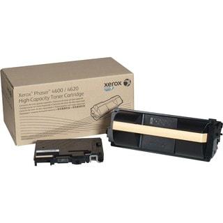 Xerox High Capacity Toner Cartridge, Phaser 4600 (30,000 Pages), GSA