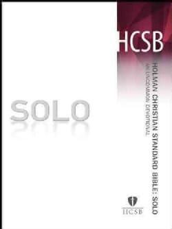 Hcsb Solo: An Uncommon Devotional (Paperback)