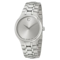 Movado Men's 0606450 Stainless Steel 'Portfolio' Watch