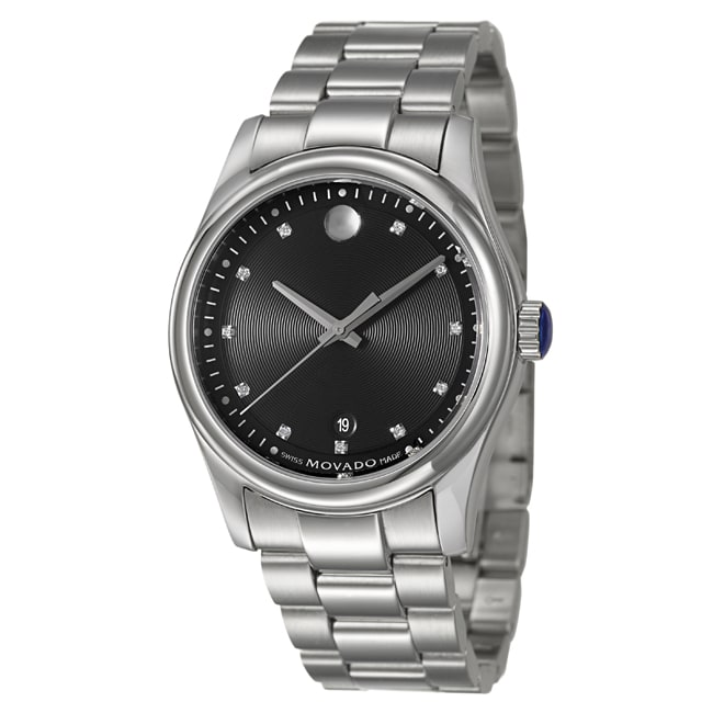 Movado Men's Stainless Steel 'Sportivo' Watch