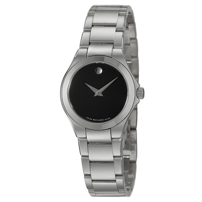 Movado Women's Stainless Steel 'Defio' Watch