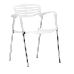 Zuo Scope White Dining Chair (Set of 4)