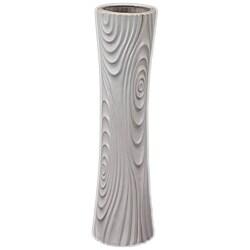 Grey Ceramic Vase