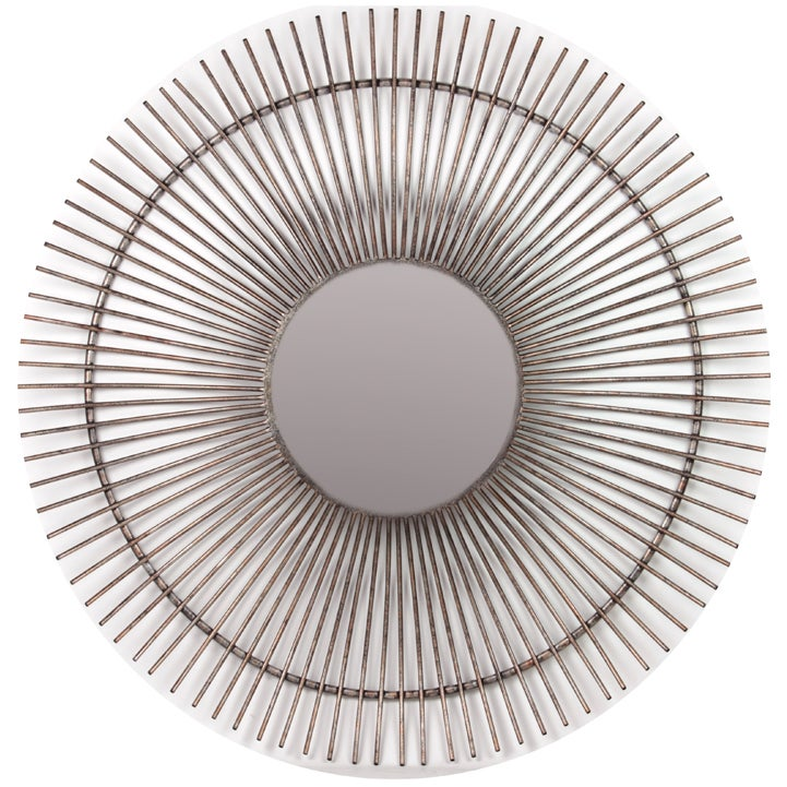Urban Trend Collection Metal Sunburst Mirror