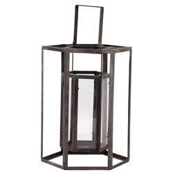 Urban Trends Collection Metal Lantern