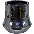 Urban Trend Black Planter Ceramic Vase