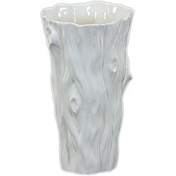 Decorative 10-inch Ceramic Vase