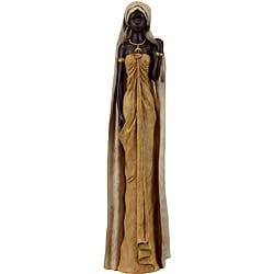Resin Woman Statue