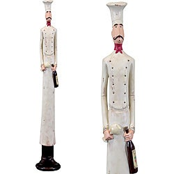 Urban Trends Collection Resin Chef Statue