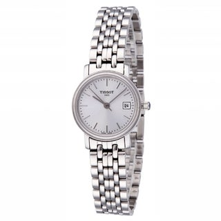 Tissot Women's Stainless Steel 'Desire' Watch