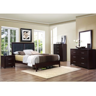 Tribecca Home Jenkins 5 Piece Bedroom Set