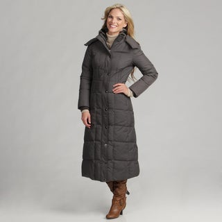 London Fog Women's Snap Front Parka