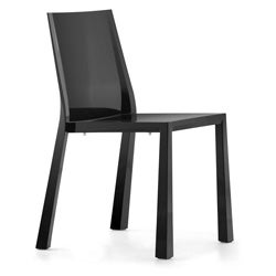 Popsicle Black Dining Chair (Set of 4)
