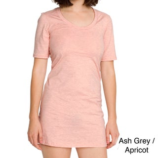 American Apparel Women's Jersey Cotton T-shirt Dress