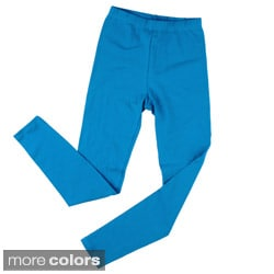 American Apparel Girls' Cotton Spandex Legging