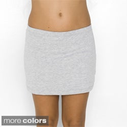 American Apparel Women's Form-fitting Skort