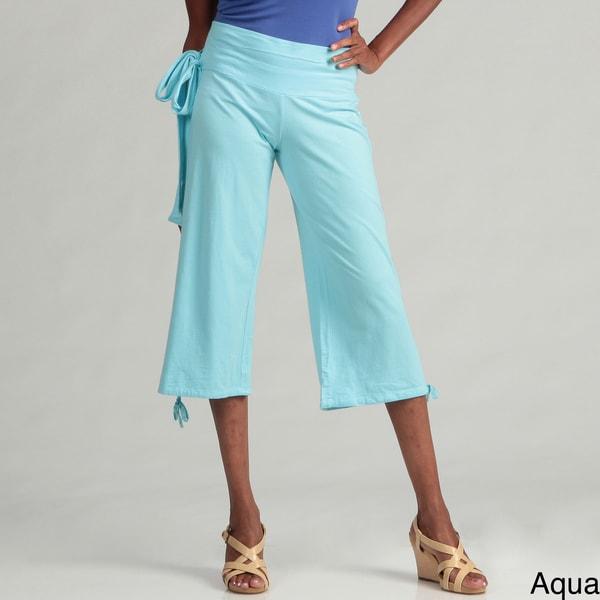 Women's Beachwalk Cotton Pants