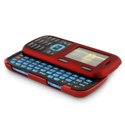 Dark Blue/ Red/ Dark Purple/ Black Case/ Charger for LG Cosmos VN250