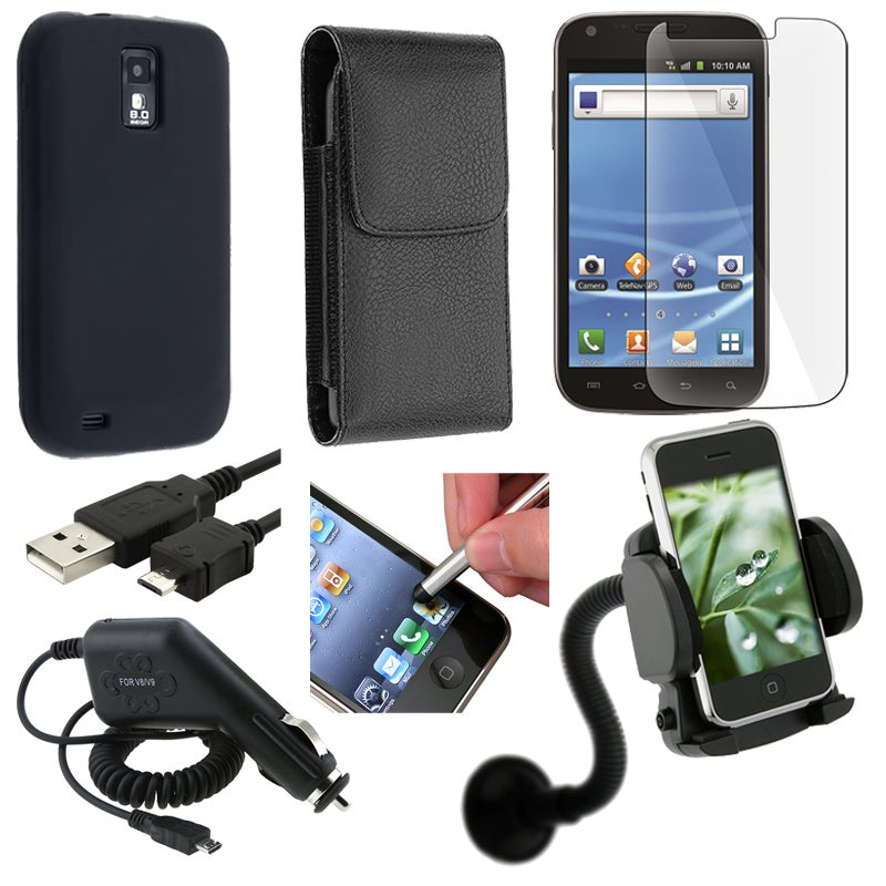 Cases/ Charger/ Stylus/ Holder/ Cable for Samsung Galaxy S II