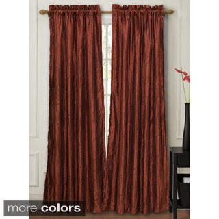Victoria Classics Nathan Lined Blackout 84 inch Curtain Panel