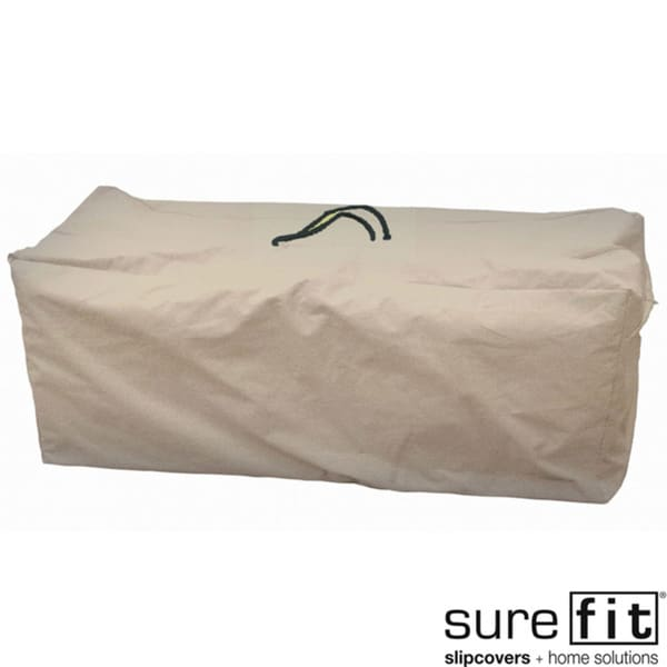 Sure Fit Patio Cushion Storage Bag