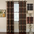 Otis Plaid Grommet Top 84 inch Panel Pair