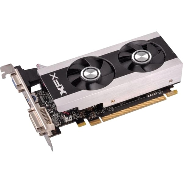 XFX GeForce GT 640 Graphic Card - 900 MHz Core - 2 GB DDR3 SDRAM - PC
