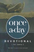 Once-a-Day Devotional for Teens (Paperback)